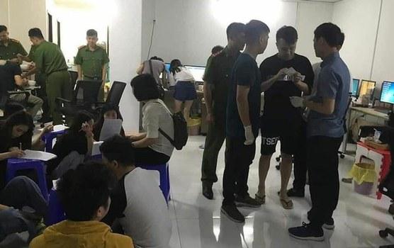 Công dân Trung Quốc phạm tội ở Việt Nam bị bắt, ảnh minh họa.