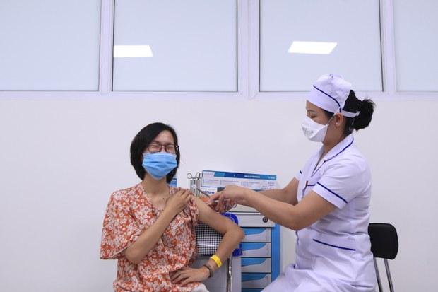 Tín nhiệm đối với vắc-xin nội địa Nano Covax còn thấp