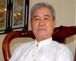 Ông Lê Hiếu Đằng, nguyên Phó Chủ tịch UBMTTQ TP.HCM