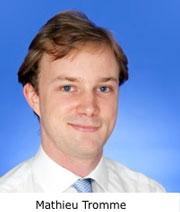 Ông Mathieu Tromme là đồng sáng lập của tổ chức mang tên 'Đối tác Nghiên cứu về Các vấn đề Quốc tế và Phát triển', gọi tắt theo tiếng Anh là PRIAD. (priad.org)