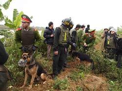 Vụ cưỡng chế đất sai pháp luật dẫn đến nổ súng ở Huyện Tiên Lãng, Hải Phòng hôm 05/1/2012