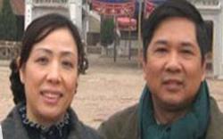 Vợ chồng Cù Huy Hà Vũ. Photo courtesy of DCVonline