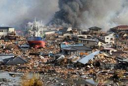 Trận động đất kinh hoàng ở Nhật năm 2011