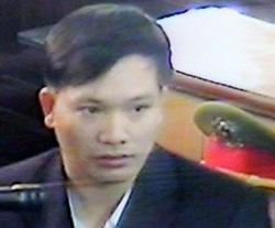 LS Nguyễn Văn Đài trong phiên phúc thẩm 2007