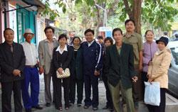 Người dân muốn dự phiên phúc thẩm hai luật sư Đài- Công Nhân