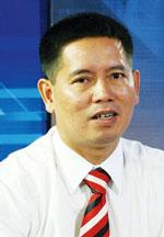 Ông Lê Thăng Long. (web dan chu vietnam)