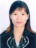 Cô Phạm Thanh Nghiên.  Photo courtesy of ThanhNienLacViet