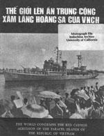 Tài liệu về trận chiến Hoàng Sa năm 1974 của TC/CTCT VNCH