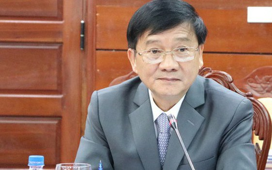Chủ tịch tỉnh Quảng Ngãi, ông Trần Ngọc Căng.