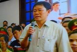 Ông Vũ Văn Luân, tổng thư ký Liên chi hội Nuôi trồng thủy sản nước lợ huyện Tiên Lãng đại diện cho ông Đoàn Văn Vươn tại phiên tòa hồi tháng 7 năm 2013 (ảnh minh họa). File photo.