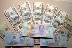 đô la-đồng bạc