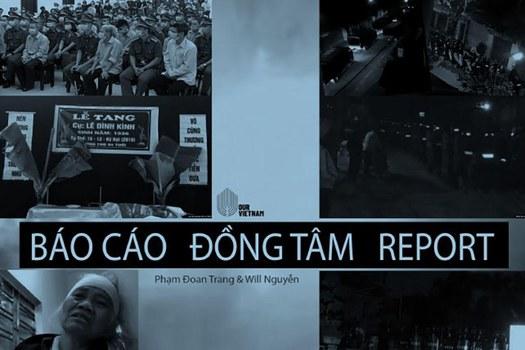 Báo cáo Đồng Tâm, ấn bản thứ 3 được công bố ngày 25/9/2020.