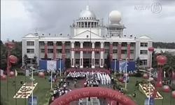 Trự sở HĐND thành phố Tam Sa trên đảo Phú Lâm, Hoàng Sa- Screen capture