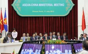 Phái đoàn Việt Nam tại Hội Nghị Cấp Bộ Trưởng ASEAN lần thứ 45, gọi tắt là AMM45