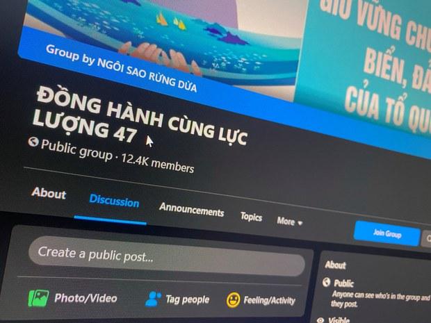 Facebook gỡ bỏ một số tài khoản của Lực lượng 47- tín hiệu tích cực cho người dùng Việt Nam?