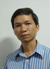 Luật sư Trần Quốc Hiền, thành viên khối Dân Chủ 8406, phát ngôn nhân Hiệp Hội Đoàn Kết Công Nông