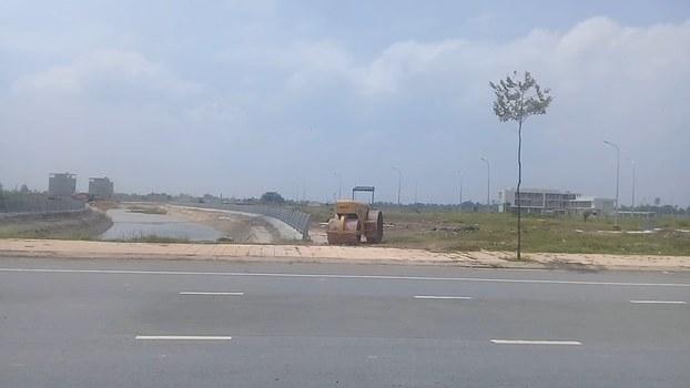Công trình Khu đô thị kinh tế mở Long Hưng.