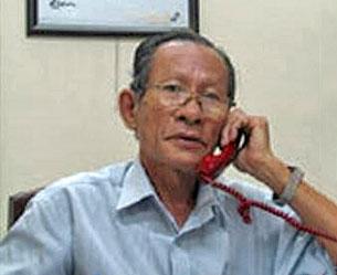 Ông Hồ Ngọc Nhuận. File photo.