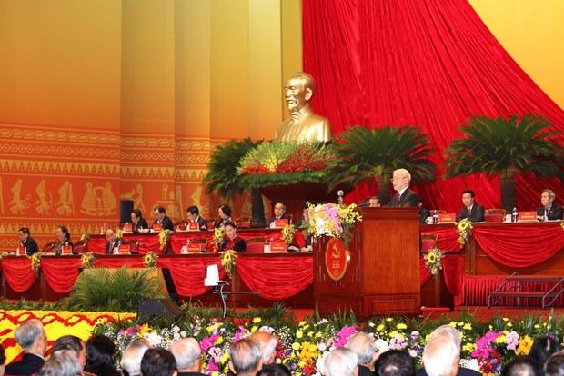 Có đúng chống tham nhũng là 'thành công lớn' của hệ thống chính trị Việt Nam?