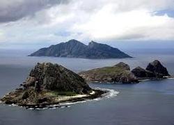 Quần đảo tranh chấp Nhật-Hoa- freebeacon.com photo