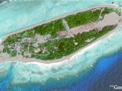 Đảo Ba Bình/ Thái bình, Trường Sa - RFI web photo