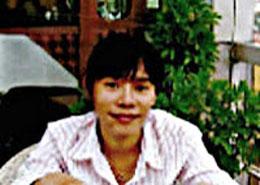 Cô Lô Thanh Thảo trước lúc bị bắt (2012)