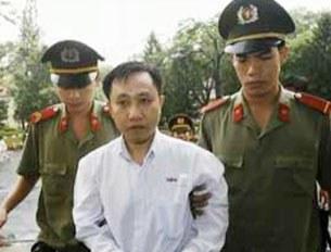 Ông Nguyễn Bắc Truyển trong lần bị bắt trước đây