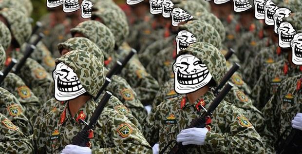 """Việt Nam chính quy hóa lực lượng chống """"diễn biến hòa bình"""" trên mạng xã hội"""