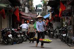 Khu phố cổ Hà Nội - thedailybeast.com