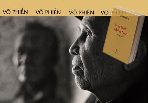 Nhà văn Võ Phiến qua đời tại California, ngày 28 tháng 9, 2015