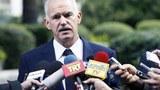 Thủ Tướng George Papandreou của Hy Lạp (Athens, tháng 10, 2011)