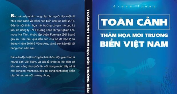 Báo cáo toàn cảnh môi trường biển Việt Nam