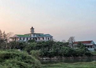Những biệt thự của đại gia Trung Quốc ở Hà Tĩnh