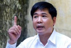 Tiến sĩ luật Cù Huy Hà Vũ. RFA file