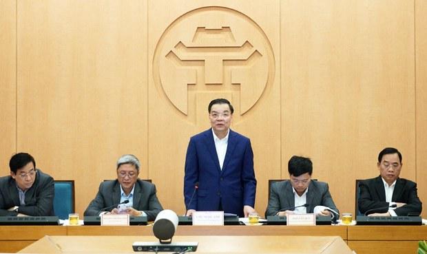 Chủ tịch Hà Nội hứa không để 'bung' dịch COVID-19: trách nhiệm hay lời nói suông?