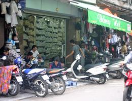 Hà Nội, phố phường. RFA