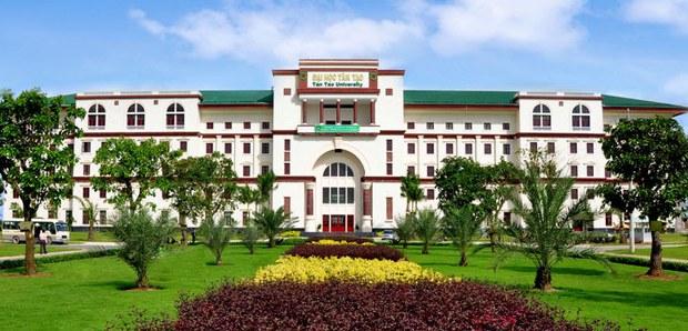 Đại học Tân Tạo là trường phi lợi nhuận theo mô hình Hoa Kỳ đầu tiên tại Việt Nam.
