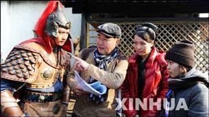 Chuyên gia Trung Quốc chỉ đạo diễn xuất cho diễn viên VN