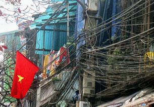 EVN bảo đảm điện đến mọi nơi. Source blogforum. hueic.edu.vn