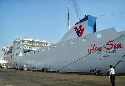 Giang Kim Đạt, một cán bộ cấp thấp cũng đã chiếm đoạt 18,6 triệu USD tiền nhà nước trong thương vụ mua tàu Hoa Sen (photo dudoankinhte)