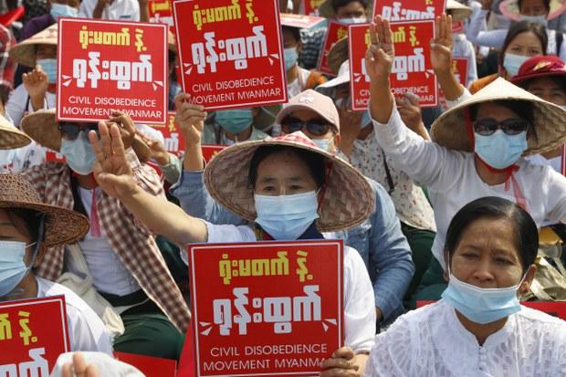 Người Việt tại Miến Điện ra sao trong tình hình biểu tình và dịch COVID-19?