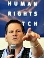 Ông Phil Robertson, phó Giám đốc khu vực Châu Á của tổ chức Theo dõi Nhân quyền HRW.
