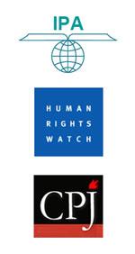 IPA, HRW và CPJ.