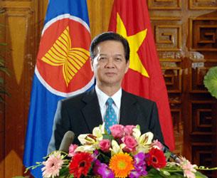 Với cương vị là nước Chủ tịch luân phiên ASEAN, Thủ tướng Nguyễn Tấn Dũng cũng đã kêu gọi Myanmar cần tổ chức bầu cử công bằng, có sự tham gia của nhiều đảng phái. Nguồn chinhphu.vn