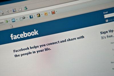 facebook, mạng xã hội thông dụng hiện nay.