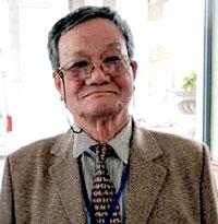 Ông Dương Danh Dy, nhà nghiên cứu về Trung Quốc, cựu lãnh sự Việt Nam tại Quảng Châu. Source bauxitVietnam