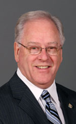 Dân biểu Wayne Marston. Photo courtesy of Parliament of Canada.