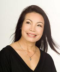 Nhà văn Võ Thị Hảo. Photo courtesy of blog Võ Thị Hảo.