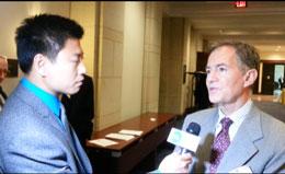Ông Grover Joseph Rees trả lời phóng viên Vũ Hoàng đài RFA ngày 26 tháng 3, 2014
