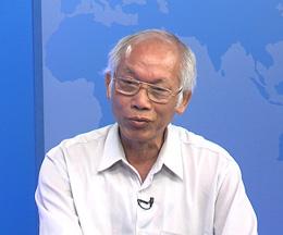 Nhà báo Tô Oanh. RFA April 7, 2014